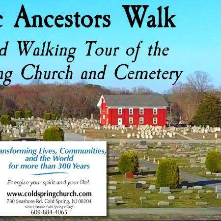 Historic Ancestors Walk