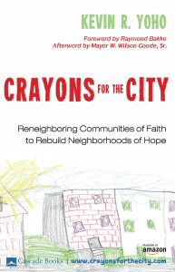 Book, Crayons for the City